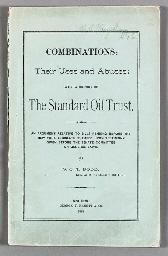 [STANDARD OIL]. DODD, S.C.T. C