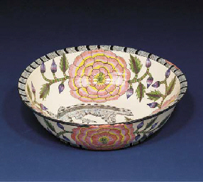 A leguaan bowl