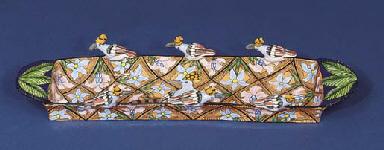 A bird tray