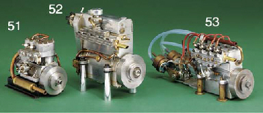 A twin cylinder all-aluminium