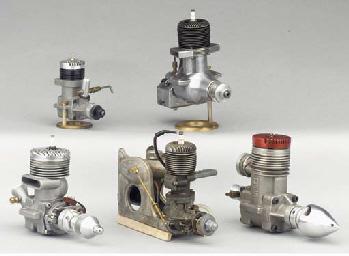 A spark ignition engine,