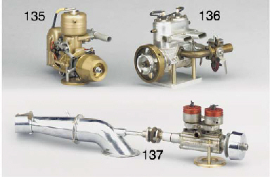 An unusual twin-cylinder water
