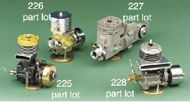 A spark ignition engine with u