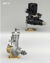 A fine single cylinder engine,