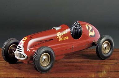 The Reuhl De Luxe front wheel