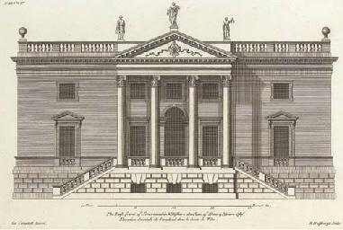 Vitruvius Brittanicus: Six Pla