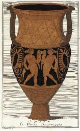 [Etruscan Urns]: Six Plates