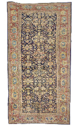 A SULTANABAD CARPET,
