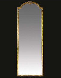 A PAIR OF LARGE VICTORIAN GILT