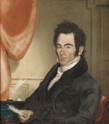 Portrait of Captain Coffin