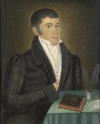 Portrait of a Maryland Gentlem