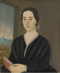 Portrait of a Young Lady with