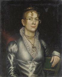Portrait of Martha Grace Cloug
