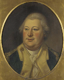 Portrait of General Henry Knox