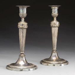 A PAIR OF NEOCLASSICAL