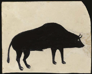 Untitled (Great Black Bull)