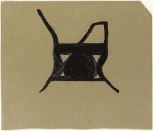 Untitled (Stove Form)
