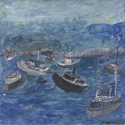 Untitled (Ships)