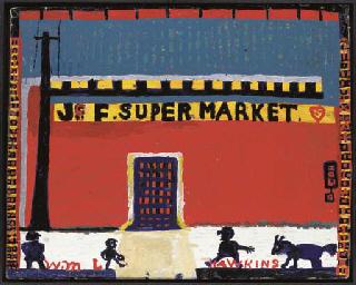 J. & F. Supermarket