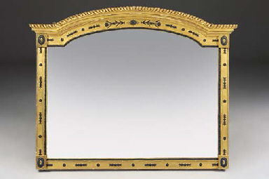 A GEORGE IV GILTWOOD AND COMPO