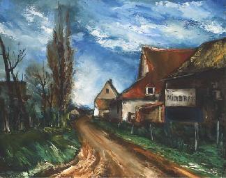 Le village de Mindrais