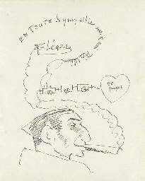 Portrait de Flechtheim