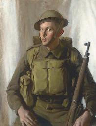 Portrait of Jean Cottard