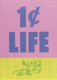 Walasse Ting, 1 [CENT] Life, B