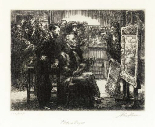 The Picture Buyer (Morse 153)