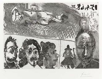 Autour d'El Greco: Portraits,