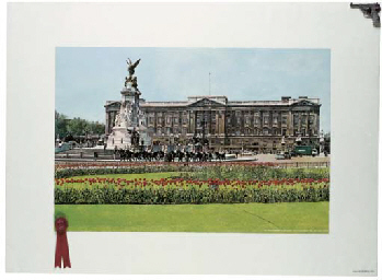 Buckingham Palace with First P