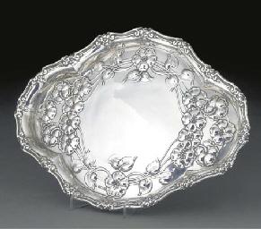A George V Silver Dressing Tab