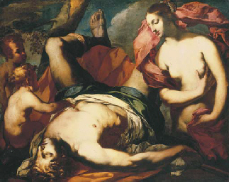 Venus Mourning the Death of Ad