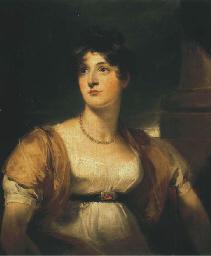 Portrait of Anne, Lady Lethbri