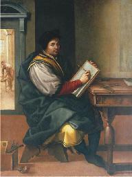Portrait of Andrea del Sarto,