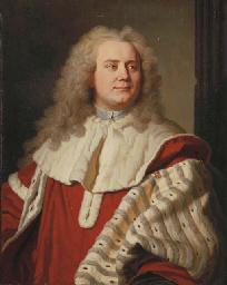 Portrait of a gentleman, belie