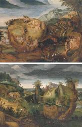 Anthropomorphic landscape