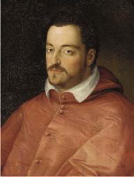 Portrait of Ferdinando de' Med