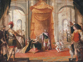 The Wedding of Alexander the G