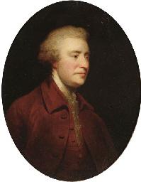 Portrait of a Gentleman in a r