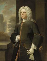 Portrait of Sir Cholmeley Deri