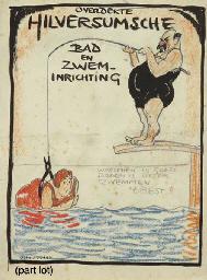 Overdekte Hilversumsche Bad en