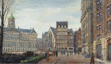 De Dam, Amsterdam