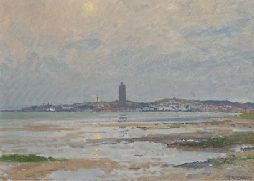A view of Terschelling