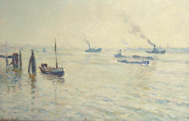 A harbour impression