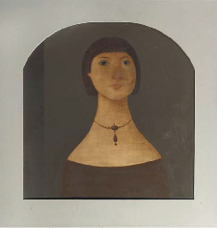 Damesportret - Portrait of a l