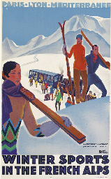 WINTER SPORTS IN THE FRENCH AL