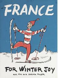 FRANCE FOR WINTER JOY