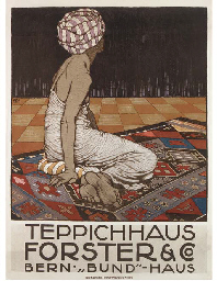 TEPPICHHAUS, FORSTER & CO