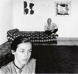 Picasso et Françoise Gilot, 19